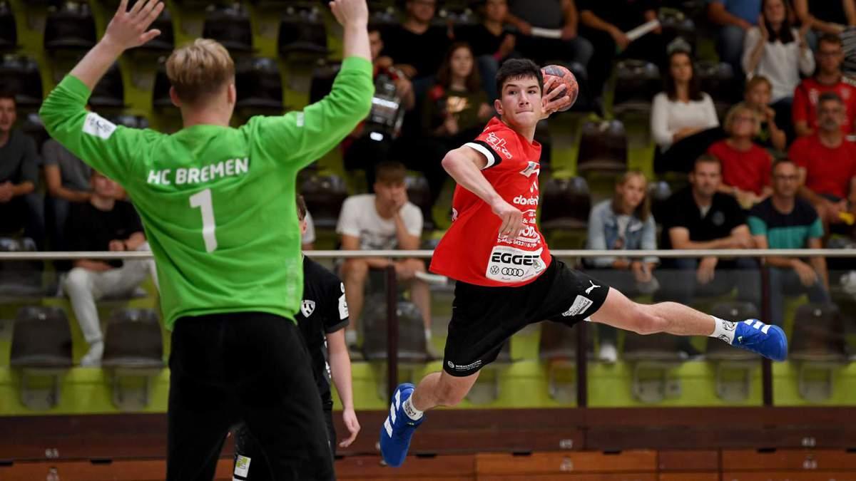 Die HSG Verden-Aller verliert ihre Bundesliga-Premiere