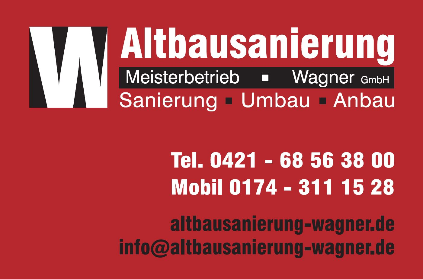 Altbausanierung-Wagner